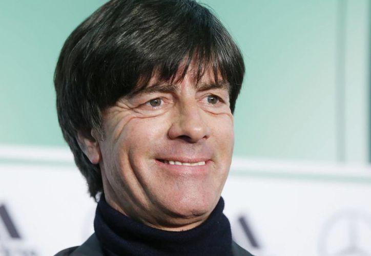 Joachim Loew, quien ha sido el entrenador de la Selección de Alemania desde 2006, lo seguirá siendo hasta 2020. (AP)