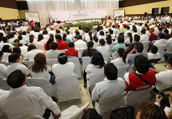 La reunión de los integrantes del consejo se realizó en Chetumal. (Redacción/SIPSE)