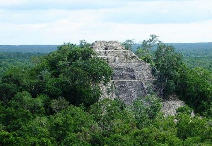 El último intento de saqueo en la zonas arqueológica de Kohunlich se registró el pasado martes 25 de diciembre. (Redacción/SIPSE)