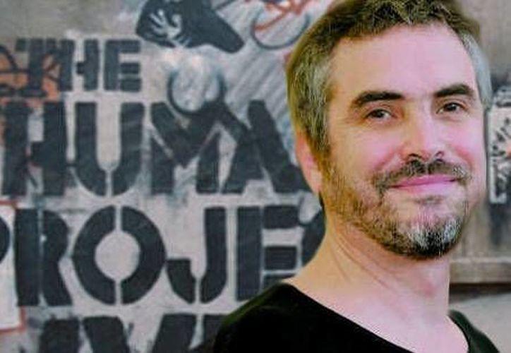 El reconocido cineasta mexicano Alfonso Cuarón. (cine-latino.blogspot.mx)