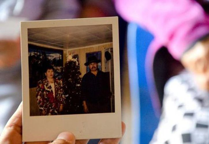 Rosaura Hernández y Noé Martínez fueron asesinados en Chicago junto a su familia. (Marcela Guajardo/Milenio)