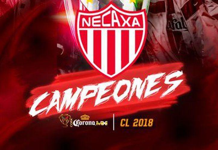Rayos anunció el retorno del defensa Luis Donaldo Hernández, quien estuvo cedido en el primer semestre de este año con Cafetaleros. (Foto: Necaxa).