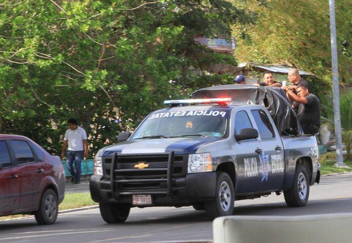 Elementos policíacos de 10 Estados del país serán evaluados sobre el Sistema de Justicia Penal. (Ángel Castilla/SIPSE)