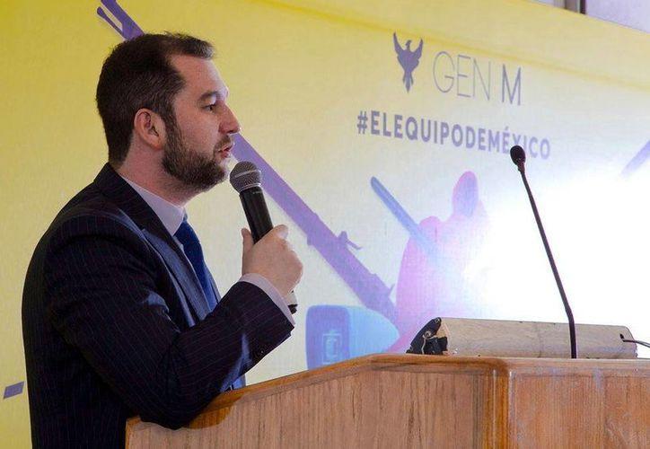 Federico Quinzaños Rojas, presidente de GEN M, dictará la conferencia 'Rompiendo paradigmas', el 21 de julio en el salón Uxmal del Centro de Convenciones Yucatán Siglo XXI, a las 19:00 horas. (Milenio Novedades)