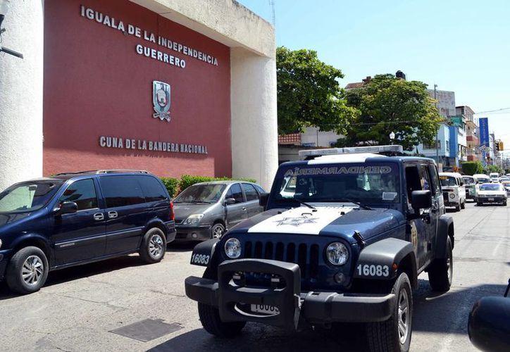 En Iguala se han registrado 107 homicidios, seis secuestros y nueve extorsiones. (Archivo/Notimex)