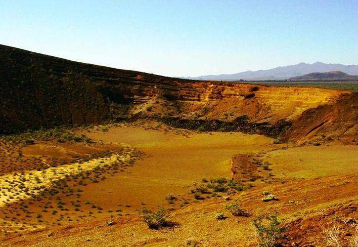 El Pinacate es una región volcánica ubicada en Sonora. (apdm.com.mx/Archivo)