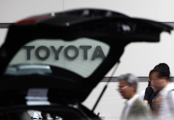 Toyota espera colaborar con la administración de Trump para beneficiar a los consumidores estadounidenses. (Archivo AP/Shizuo Kambayashi)