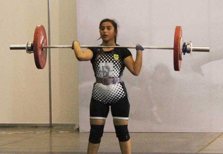 Los halteristas yucatecos fueron los encargados de conseguir más medallas para la delegación yucateca. (Milenio Novedades)