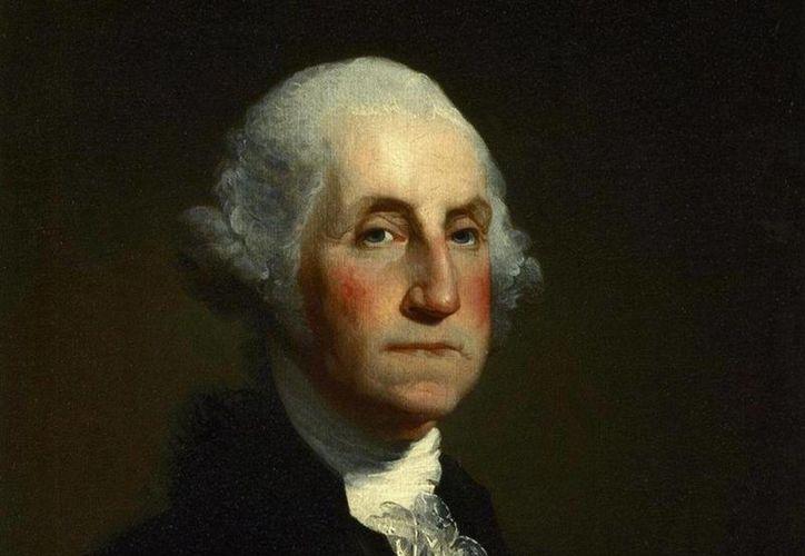 George Washington fue el primer presidente de Estados Unidos. (labarra.mx)