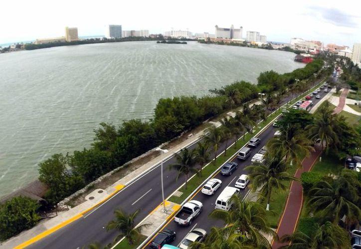 El maratón está anunciado para el próximo sábado en la zona hotelera. (Israel Leal/SIPSE)