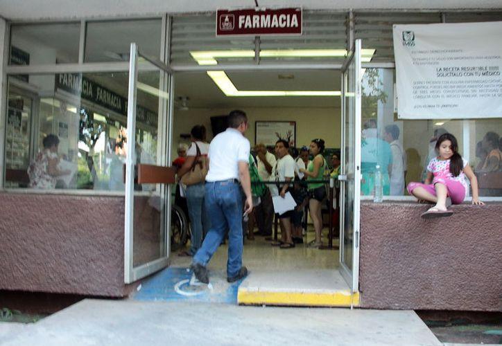 El IMSS en Yucatán, junto con el Issste, atiende al 80% de los pacientes con problemas renales en el estado; el resto está 'desprotegido'. (Milenio Novedades)