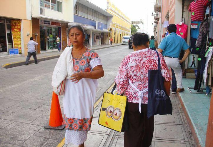 En 1974 los yucatecos vivían en promedio 63 años; ahora en 2014 su esperanza de vida es de 75.5 años. (Juan Albornoz/SIPSE)
