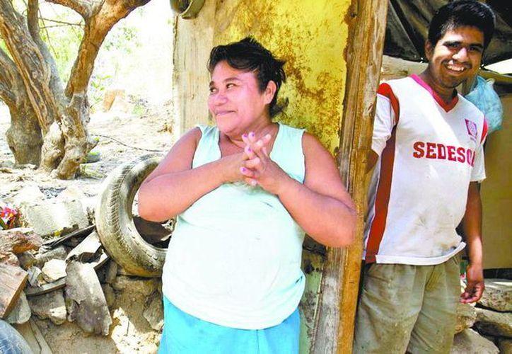 lA Colonia Simón Bolívar de Acapulco, entre la miseria y la violencia. En la zona viven 2 mil 144 habitantes. (Javier García/MILENIO)