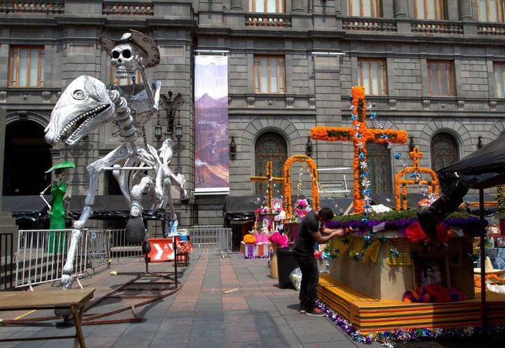 El rodaje en la Ciudad de México de la nueva entrega de James Bond duró 10 días. (Archivo/Notimex)