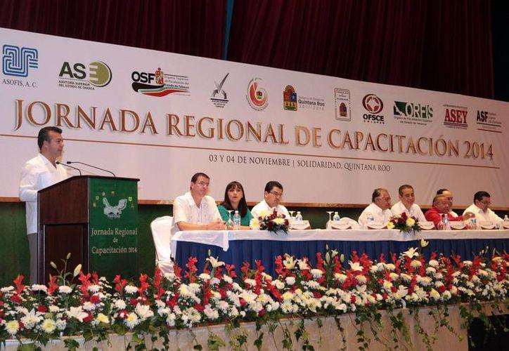 Representantes de siete entidades del país asistieron al evento. (Redacción/SIPSE)