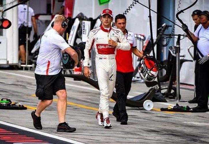Correrá para el equipo italiano Ferrari a partir de la temporada 2019 de Fórmula Uno. (Instagram)