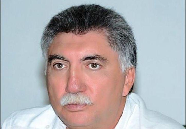 Juan Ortegón Pacheco, Secretaría estatal de Salud. (Redacción/SIPSE)