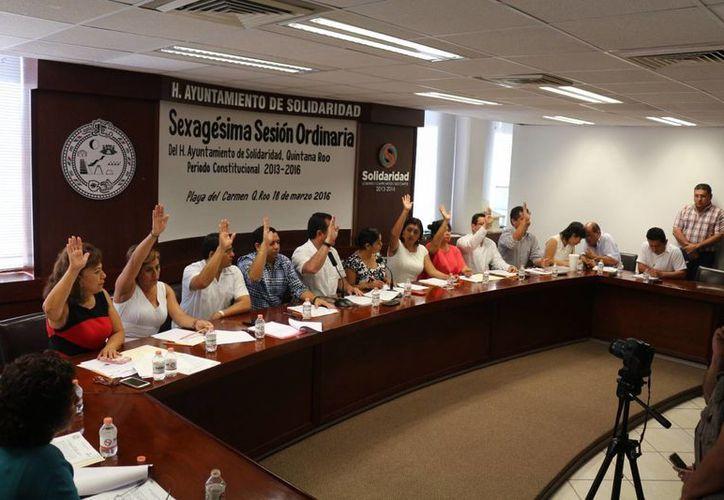 La solicitud de incremento de la deuda municipal de Solidaridad ya se encuentra en el Congreso de Quintana Roo. (Adrián Barreto/SIPSE)