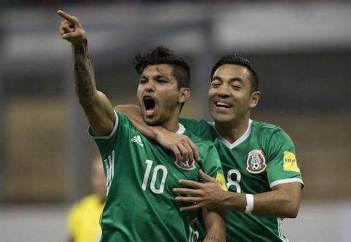 En los últimos 10 años la Selección Mexicana ha jugado en 100 ocasiones en territorio estadounidense, mientras que en suelo mexicano lo ha hecho 39 veces.(Notimex)