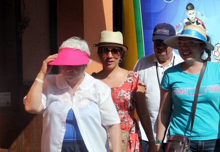 Para hoy jueves se mantendrá el cielo despejado y ambiente muy caluroso en Mérida (José Acosta/SIPSE)