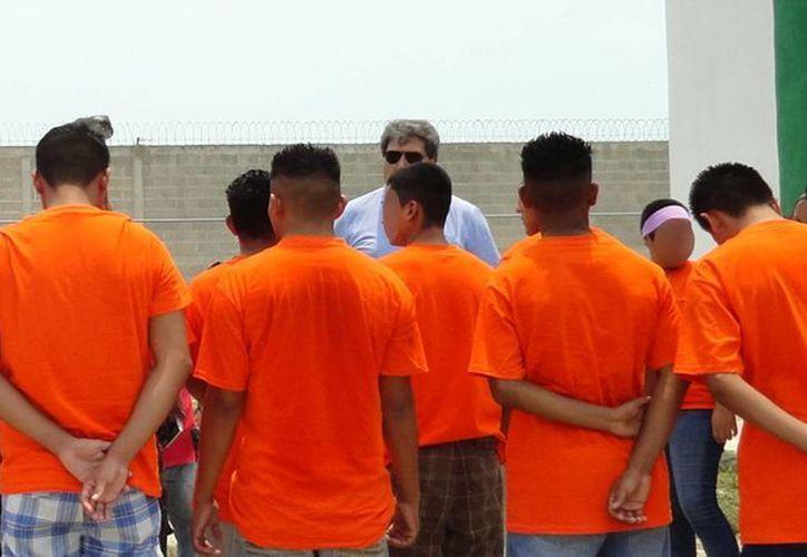 Actualmente el CIPA alberga a 32 adolescentes internos. (Paloma Wong/SIPSE)