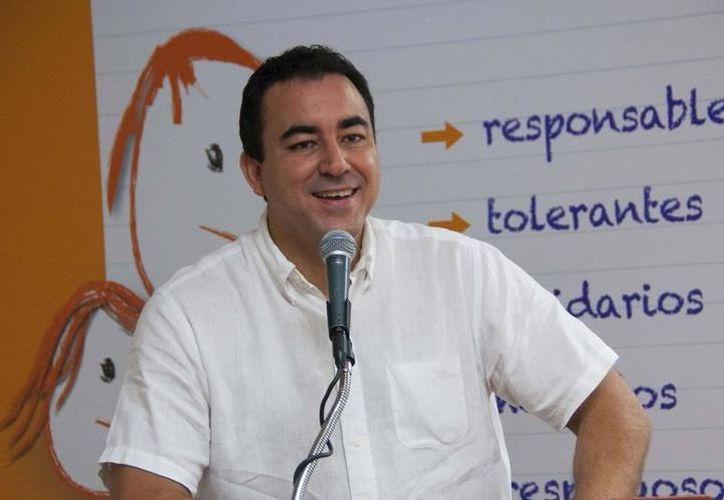 Eduardo Alonso Ovando, extitular de la SEyC solicitó un amparo para impedir actuaciones en su contra. (Redacción/SIPSE)