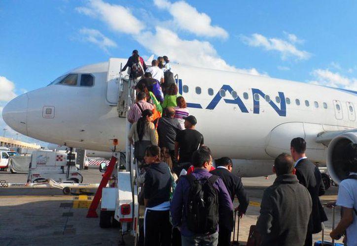 La empresa prevé ampliar sus conexiones aéreas. (Archivo/SIPSE)