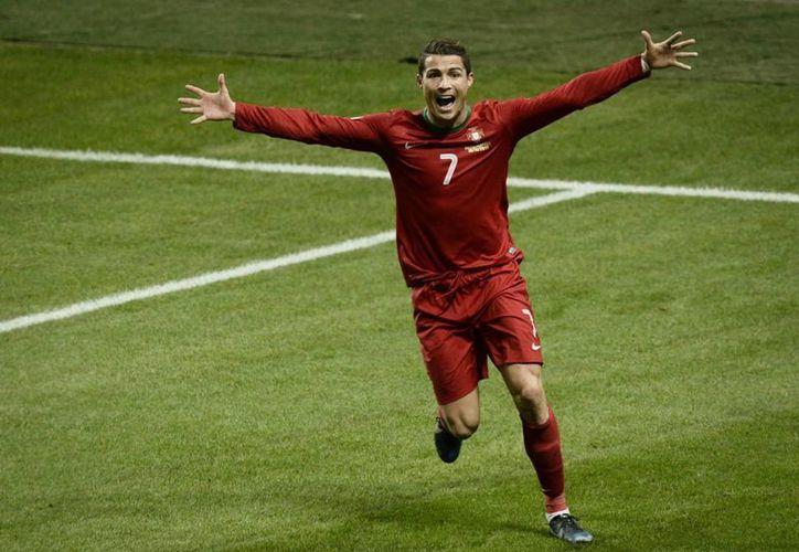 Cristiano Ronaldo encabeza la lista provisional de la Selección de Portugal; la definitiva será anunciada el día 19. (Archivo/AP)