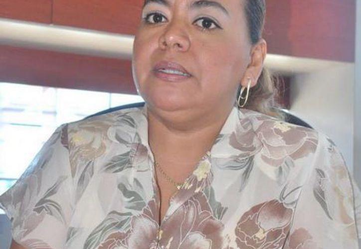 Verónica Salinas Mozo, directora de la Secretaría del Trabajo y Previsión Social. (Redacción/SIPSE)