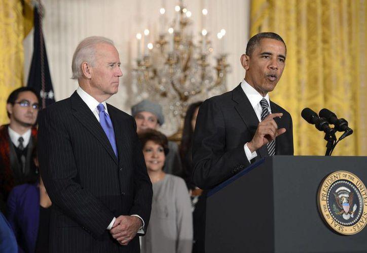 Obama ordenó revisar la política de espionaje para la lucha antiterrorista. (EFE)