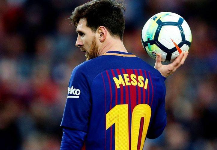Messi también sabe qué es perder  contra el Sevilla. (Diario GOL)