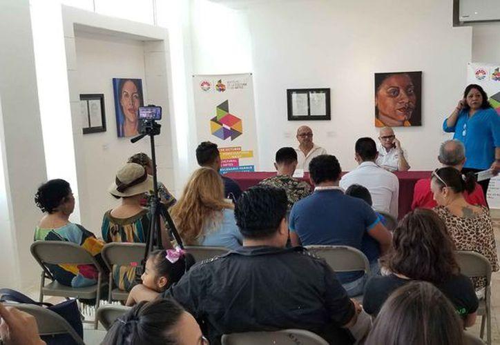 La entrega de los premios fue en el Centro Cultural de las Artes. (Jocelyn Díaz/SIPSE)