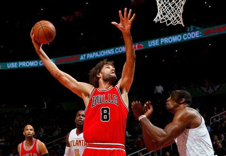 Los Chicago Bulls jugarán por primera vez en México. (The Independent)