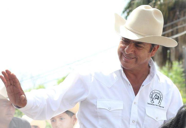 Él, argumentó tener la ventaja de que la población ya no cree en partidos políticos. (Foto: www.jaimerodriguez.mx).