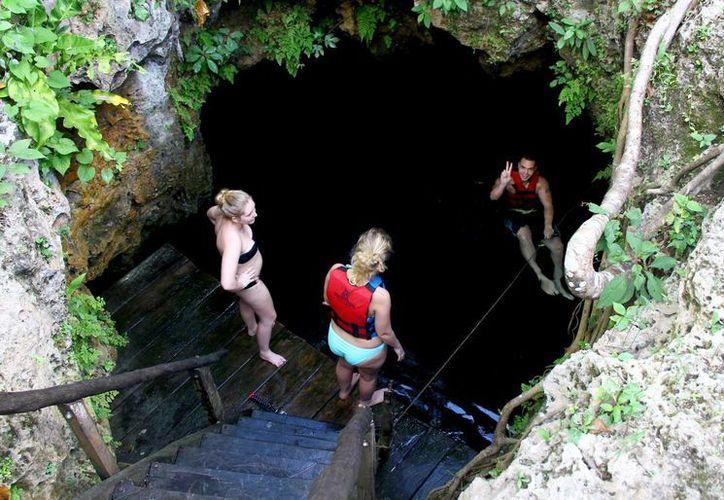 Turistas provenientes de España, Francia, Italia y Alemania, son quienes más recurren a este tipo de diversión. (Redacción/SIPSE)