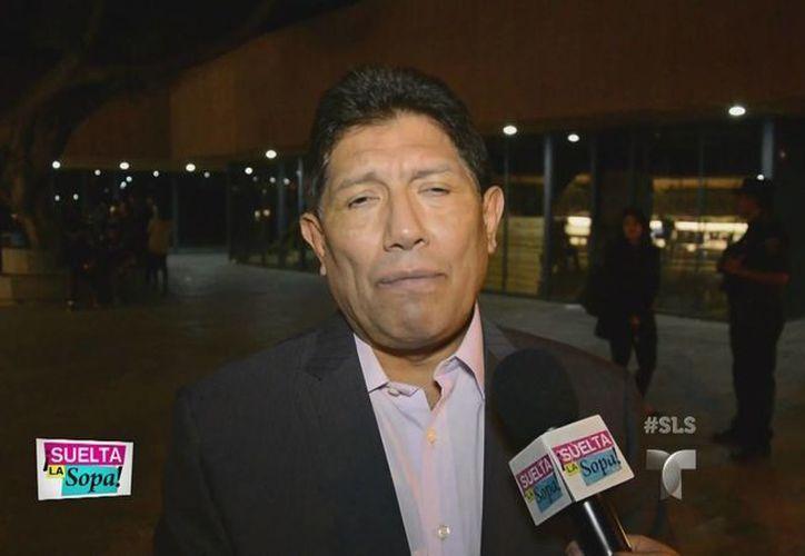 La amplia y ejemplar trayectoria de Juan Osorio como productor de televisión le llevó a ganar el título de 'Mr. Amigo 2014'. (telemundo.com/Foto de archivo)