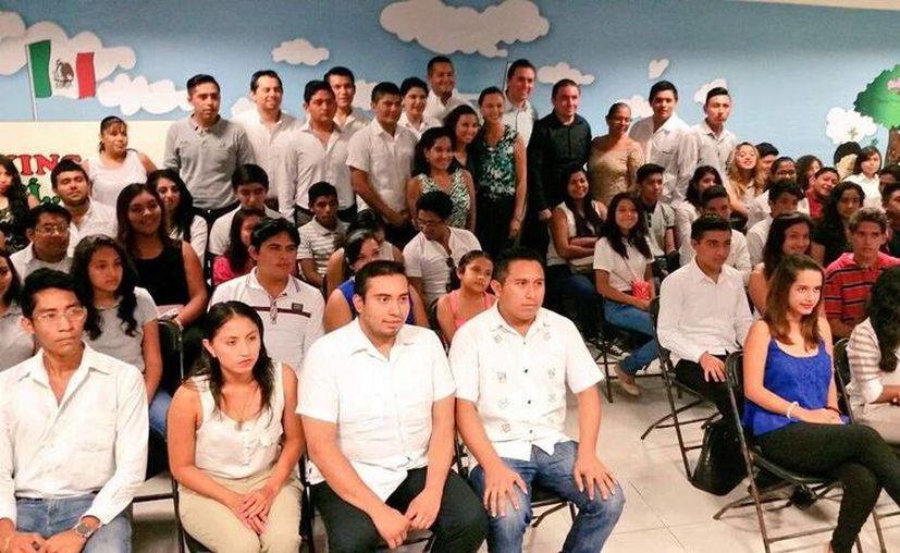 Las ocho organizaciones civiles buscan garantizar el ejercicio de los derechos de los jóvenes de Quintana Roo. (Ángel Castilla/SIPSE)