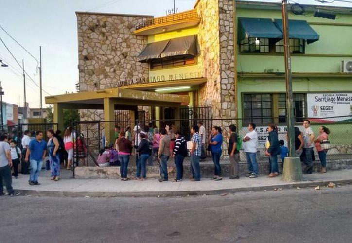 El anuncio lo realizó Víctor Caballero Durán, titular de la Secretaría de Educación del Gobierno del Estado de Yucatán (Segey). (SIPSE)