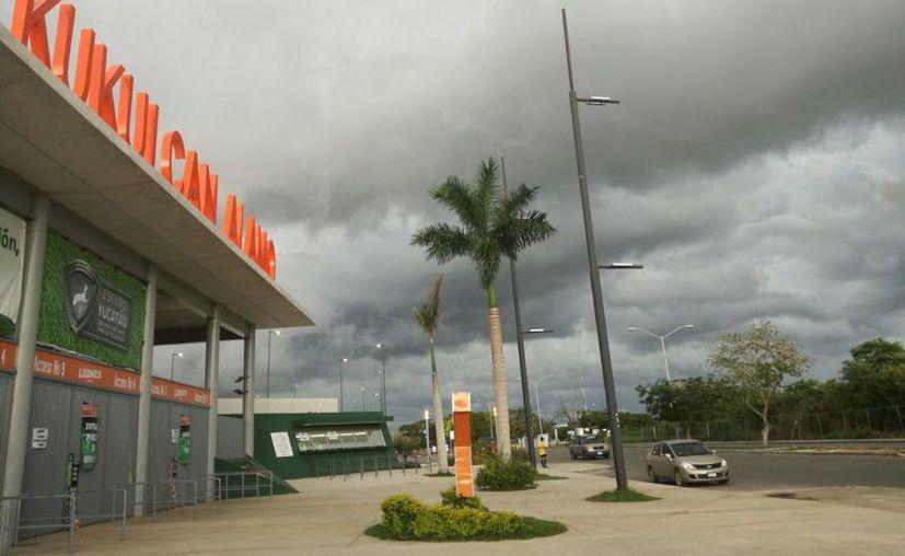 Se anticipan lluvias vespertinas para los próximos días, en la entidad. (José Acosta/Milenio Novedades)