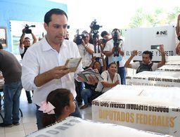 Mauricio Vila se perfila como Gobernador: mantiene ventaja en el PREP