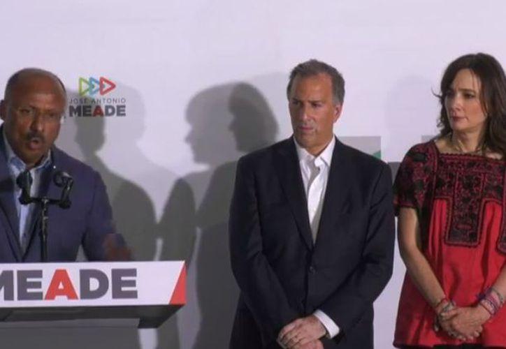 Candidato a la presidencia de México, José Antonio Meade. (Facebook)