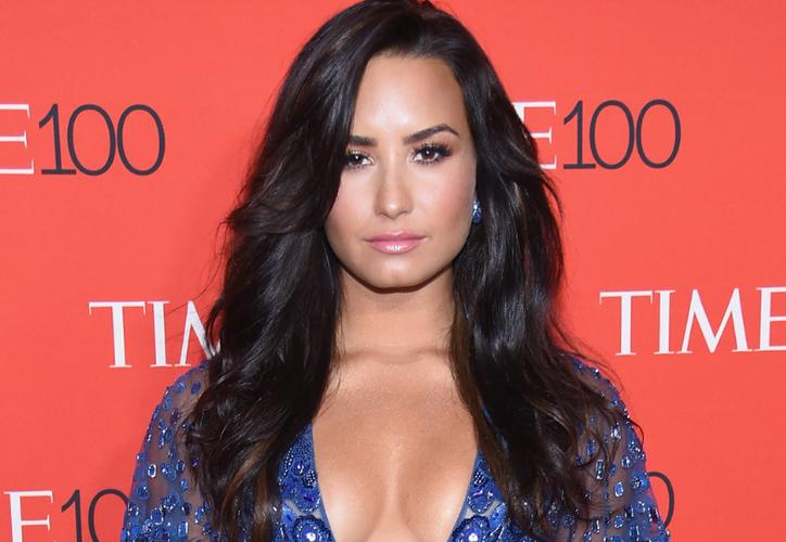 Lovato lanzó una canción este verano llamada Sober, en la que detalla la experiencia con la abstinencia. (Popstar!)
