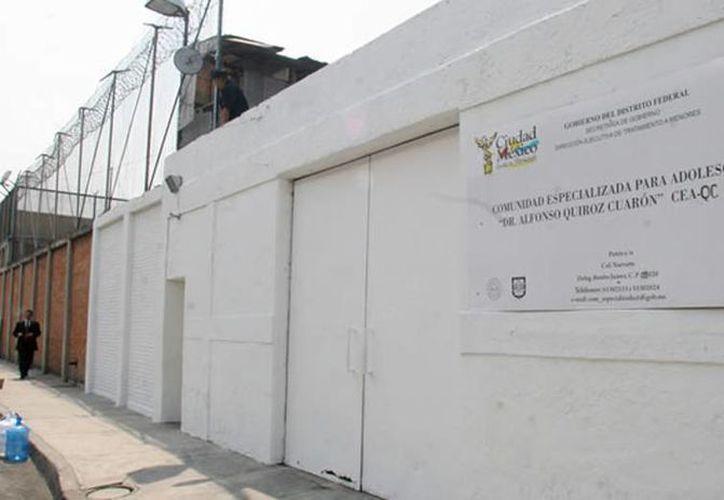 La Comisión de Reclusorios criticó la situación que se vive en la Comunidad Especializada para Adolescentes Alfonso Quiroz Cuarón. (chilango.com)