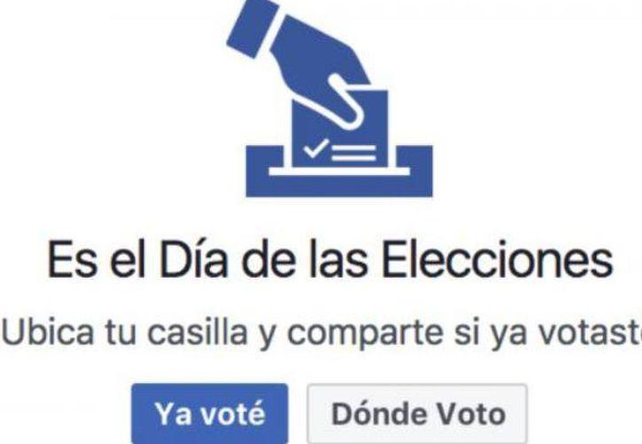 Con 76 millones de mexicanos activos al mes en Facebook, la plataforma medirá el impacto del megáfono en estas elecciones. (Contexto/Internet).
