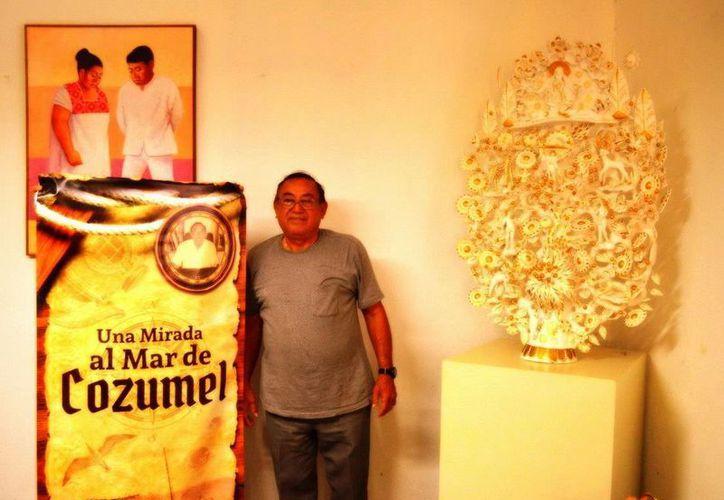 La exsposición se llevará a cabo en el Museo Maya de Chetumal. (Redacción/SIPSE)