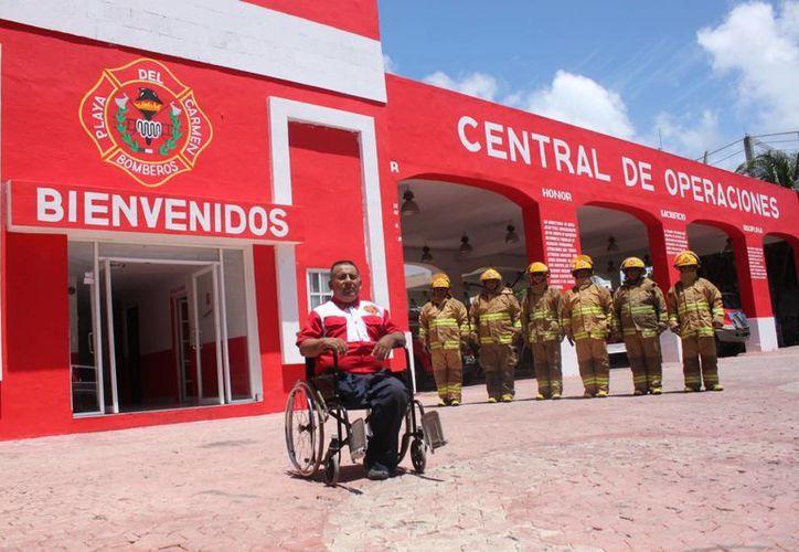 Rodríguez Morales continúa con una actitud leal a su vocación y trabajo. (Daniel Pacheco/ SIPSE)