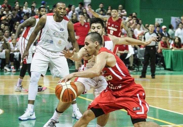El Tri de básquetbol  se encuentra listo para afrontar el Centrobasket del 19 al 25 de este mes. (Amílcar Rodríguez/ Milenio Novedades)