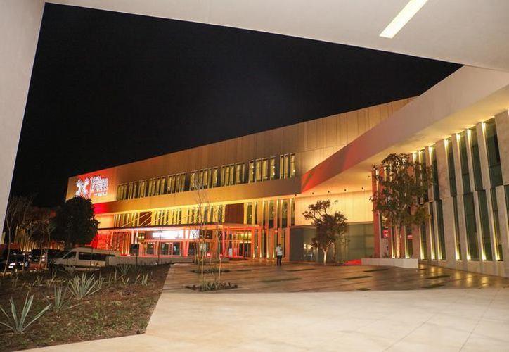 """El nuevo Centro Internacional de Congresos (CIC) """"Powered by Samsung"""" recibirá este fin de año el Congreso de Nutrición. (SIPSE)"""