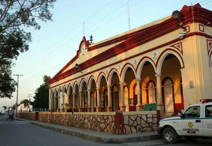El Ayuntamiento de Seyé enfrentó este año un embargo de sus cuentas para pagar a extrabajadores. (SIPSE)