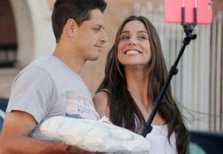 Lucía Villalón y Javier Hernández rompieron con su relación romántica, debido a problemas que se suscitaron en los últimos meses.(Foto tomada de Instagram/Lucía Villalón)
